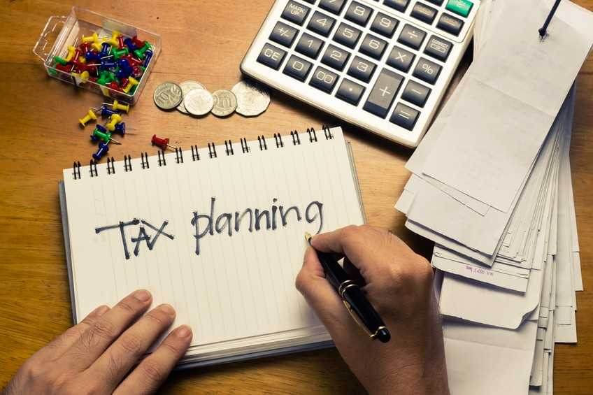 Take These Tax Planning Steps Before the End of the Year